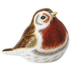 Crown Derby Birds paperweights